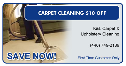 Carpet Cleaning $10 Off